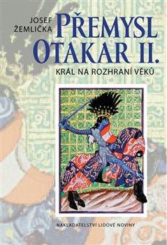 Obálka titulu Přemysl Otakar II.