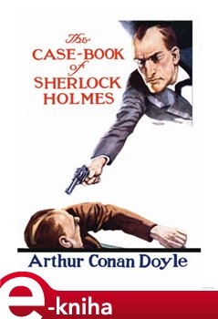 Obálka titulu The Casebook of Sherlock Holmes