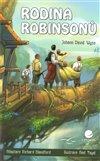Obálka knihy Rodina Robinsonů