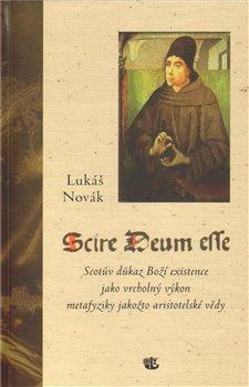 Obálka titulu Scire Deum esse