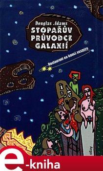 Obálka titulu Stopařův průvodce Galaxií 2