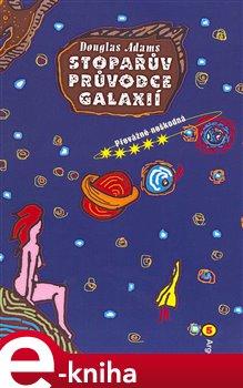 Obálka titulu Stopařův průvodce Galaxií 5