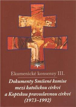 Obálka titulu Ekumenické konsenzy III.