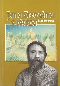 Obálka titulu Janu Zrzavému s láskou