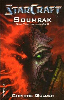 Obálka titulu StarCraft: Soumrak