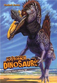 Obálka titulu Po stopách dinosaurů
