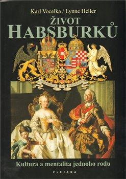 Obálka titulu Život Habsburků
