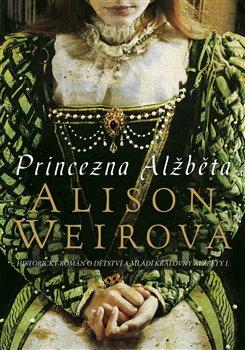 Obálka titulu Princezna Alžběta