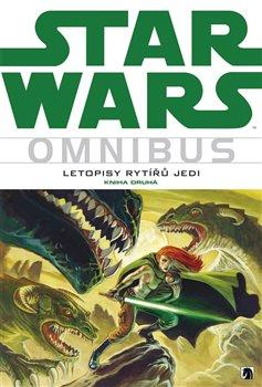 Obálka titulu Letopisy rytířů Jedi 2