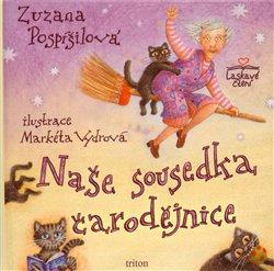 Obálka titulu Naše sousedka čarodějnice