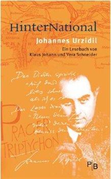 Obálka titulu HinterNational – Johannes Urzidil