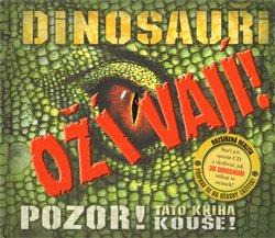 Obálka titulu Dinosauři ožívají