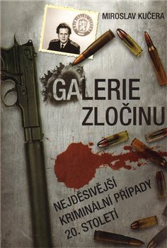 Obálka titulu Galerie zločinu