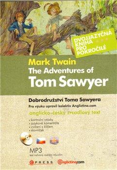 Obálka titulu Dobrodružství Toma Sawyera /  The Adventures of Tom Sawyer