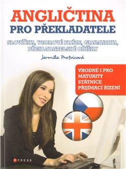 Obálka titulu Angličtina pro překladatele