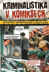 Kriminalistika v komiksech