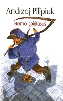 Obálka titulu Homo špiritusus