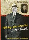 Obálka knihy Hříchy pro čtenáře  detektivek