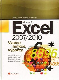 Obálka titulu Microsoft Excel 2007/2010