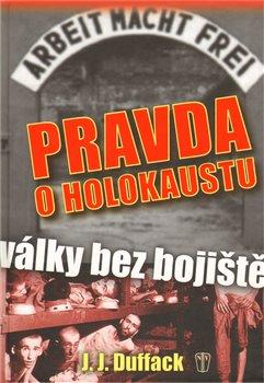 Obálka titulu Pravda o holokaustu