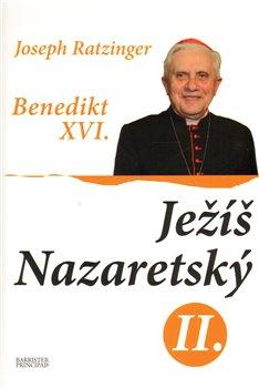 Obálka titulu Ježíš Nazaretský II.