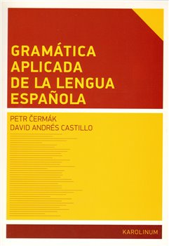 Obálka titulu Gramática aplicada de la lengua espanola