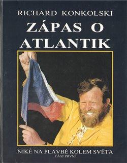 Obálka titulu Zápas o Atlantik