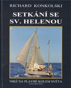 Obálka titulu Setkání se Sv. Helenou