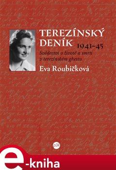 Obálka titulu Terezínský deník (1941–45)