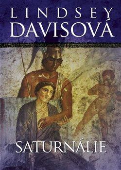 Obálka titulu Saturnálie
