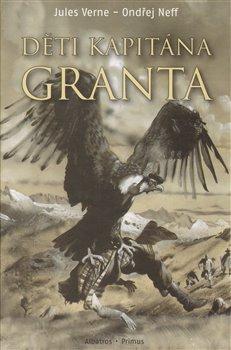 Obálka titulu Děti kapitána Granta