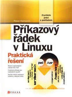 Obálka titulu Příkazový řádek v Linuxu