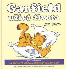 Obálka titulu Garfield užívá života