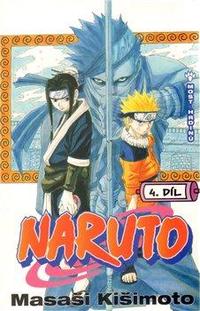 Obálka titulu Naruto 4: Most hrdinů