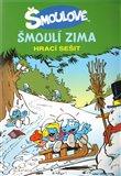 Obálka knihy Šmoulí zima