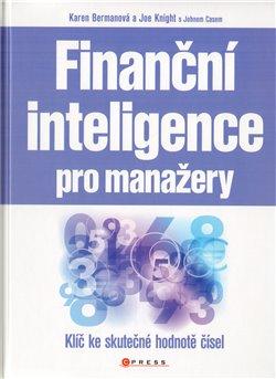 Obálka titulu Finanční inteligence  pro manažery