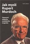 Obálka knihy Jak myslí Rupert Murdoch