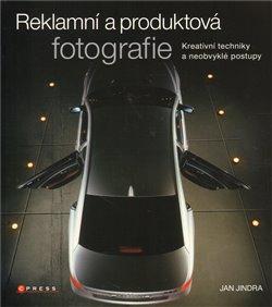 Obálka titulu Reklamní a produktová fotografie