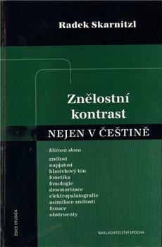 Obálka titulu Znělostní kontrast nejen v češtině