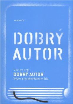 Obálka titulu Dobrý autor