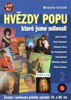 Obálka titulu Hvězdy popu, které jsme milovali 2