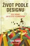 Obálka knihy Život podle designu