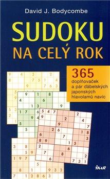Obálka titulu Sudoku na celý rok