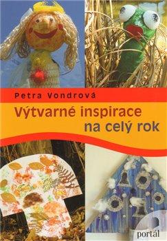 Obálka titulu Výtvarné inspirace na celý rok