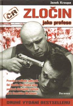 Obálka titulu Zločin jako profese