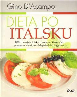 Obálka titulu Dieta po italsku