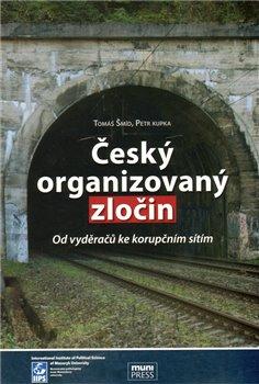 Obálka titulu Český organizovaný zločin