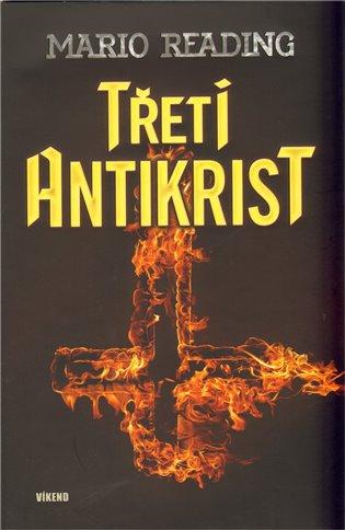 Třetí antikrist:Adam Sabir 3. - Mario Reading   Replicamaglie.com