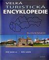 Obálka knihy Velká turistická encyklopedie - Slovensko