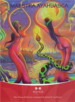 Obálka titulu Maestra ayahuasca
